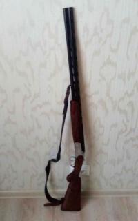 Продам двухствольное ружье СZ Mallard 20*76