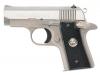 Пистолет Colt Mustang под патрон калибром .380  со штапмпованной рамкой