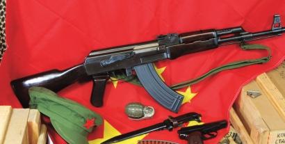 Автомат Калашникова АК-47S, Китай