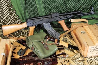 Автомат Калашникова AKM 63, Венгрия
