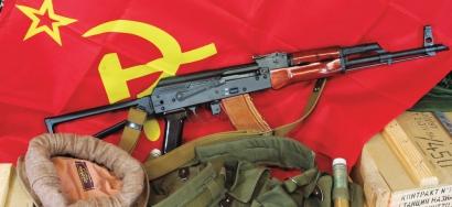 Автомат Калашникова AKM, Хайберский проход