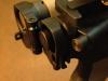 Кронштейн для складывания приклада винтовок на платформе AR15