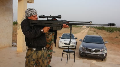 syrian-insurgent-m99-rifle