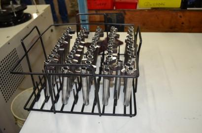 Стволы пистолета Кольт М1911 изготовленные на токарном станке с ЧПУ
