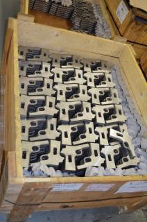 Заготовки пистолетной рамы Кольт М1911