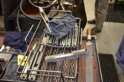 Заготовка затворной рамы пистолета Кольт М1911
