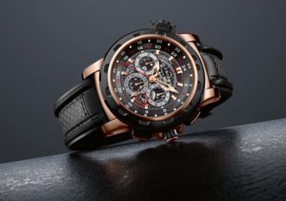 Часы от Carl F. Bucherer