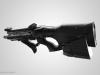 Электромагнитная винтовка Epic A3