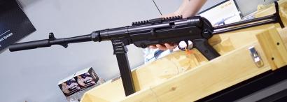 Малокалиберная реплика MP-40 под патрон .22LR компании ATI