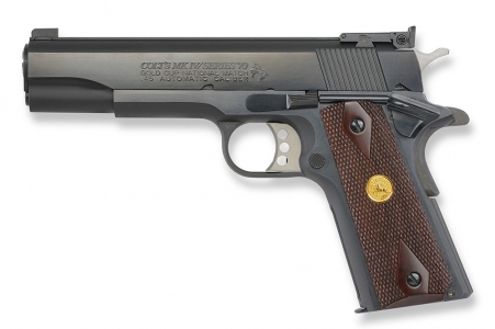 Colt MK IV/Series 70 Gold Cup National Match 1911