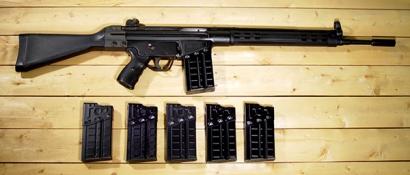 Полуавтоматическая винтовка HK91 от компании Century Arms