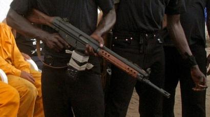 Автоматическая винтовка G3 с деревянными элементами