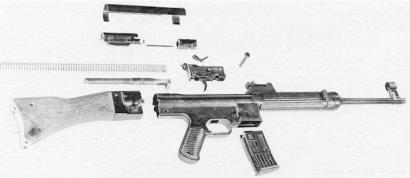 Mauser StG45 - прародитель автоматической винтовки G3