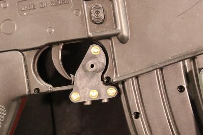 Спусковая система hypergat-trigger-system