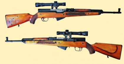 """Карабин """"Архар"""" калибром 7,62 мм"""