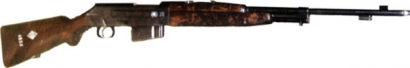 Полуавтоматическая винтовка Kbsp wz.38M конструкции Юзефа Маросжека, Польша