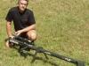 Крупнокалиберная винтовка Mag-Fed 20mm