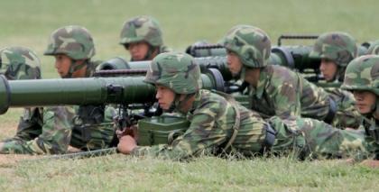 20-мм противотанковый реактивный гранатомет PF98, Китай