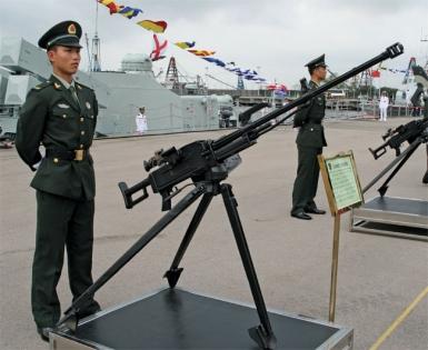 Крупнокалиберный пулемет QJZ89 (Type 89), Китай
