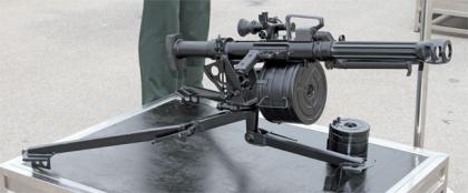 35 мм автоматический гранатомет QLZ87, Китай