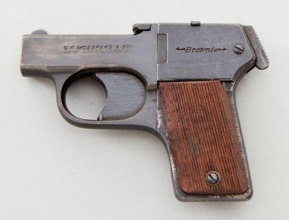 Малогабаритный карманный пистолет Mossberg Brownie