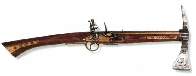 Стрелковое оружие — оружие пехоты