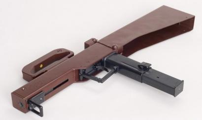 Складной пистолет-пулемет UC-9 (США)