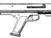 Пистолет-пулемет Эрнеста Нила калибром .22LR