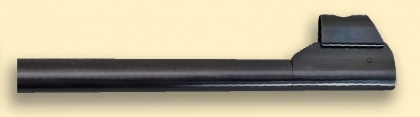 Мушка карабина ТОЗ-122 в туннельном намушнике