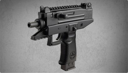 9мм пистолет Узи Uzi Pro