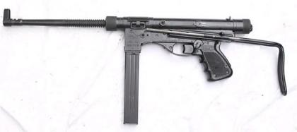 Пистолет-пулемет Vigneron