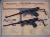 Пистолет-пулемет Vigneron версии М1 и М2