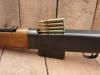 Заряжание с помощью обоймы самозарядной винтовки wz.38