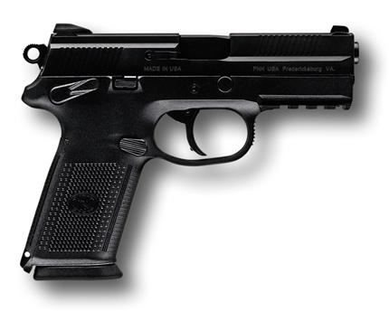 Линейка пистолетов FNX-9.  Последние достижения в конструкции пистолетов от FN