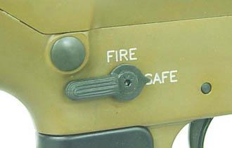 Переводчик огня винтовки М110 типовой для семейства винтовок AR
