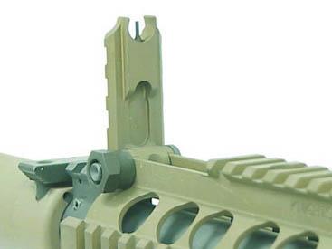 Складная мушка винтовка М110 SASS, США
