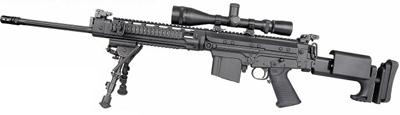 Винтовка специального назначения SA58 SPR (Special Purpose Rifle) . 308 Cal