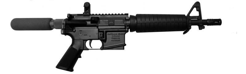 Пистолет от компании Franklin Armory Single Shot - Self Extracting Pistol (SE-SSP) 267мм