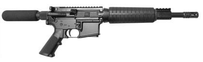 Пистолет от компании Franklin Armory Single Shot - Self Extracting Pistol (SE-SSP) 292мм