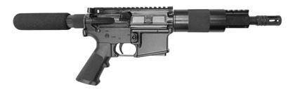 Пистолет от компании Franklin Armory Single Shot - Self Extracting Pistol (SE-SSP) 190мм