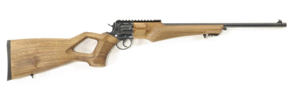 Карабин револьверного типа Ястреб под патроны .22LR и .22WMR