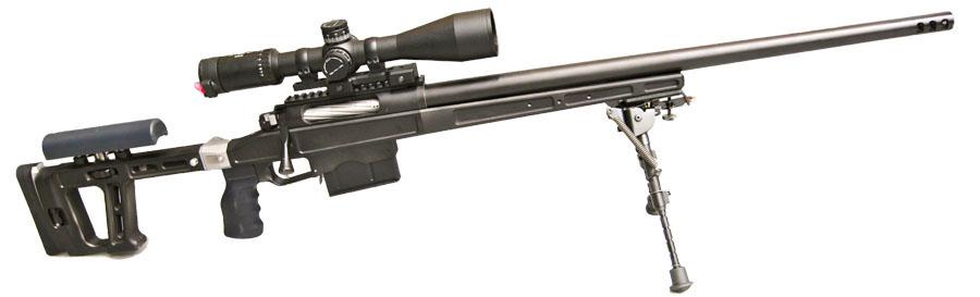 Снайперская винтовка ORSIS T-5000. Сделано в России