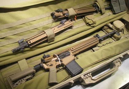 Модульная винтовка Colt CM901