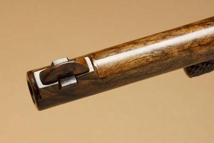 Мушка деревянного Нагана