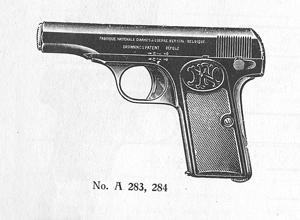 Model 1910 FN Browning