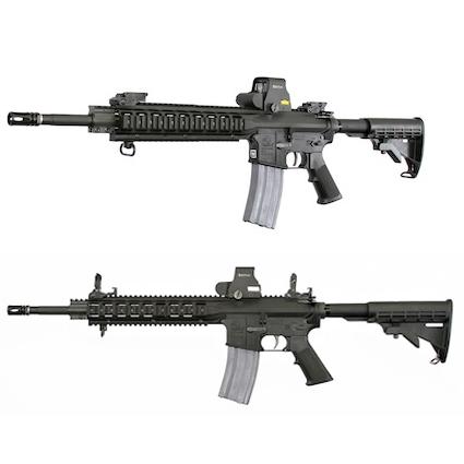 Штурмовые винтовки ArmaLite под патрон 6.8мм и под патрон 7.62х39мм