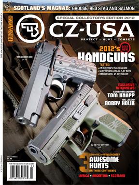 Оружейный каталог чешкой фирмы Ceska Zbrojovka