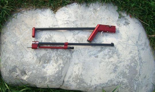 Винтовка-удочка под патрон .22LR