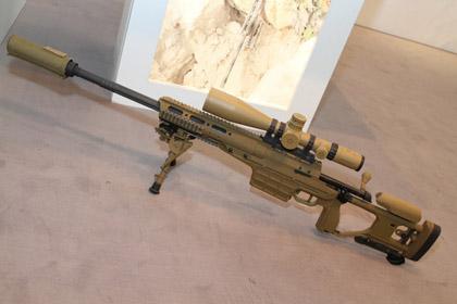 Новая снайперская винтовка SAKO TRG M10 Sniper Rifle