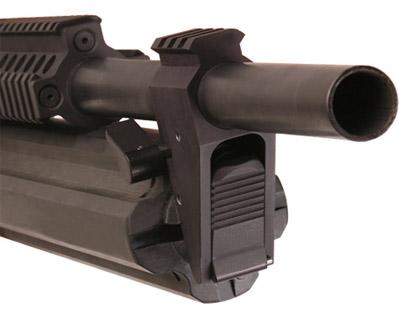 Полуавтоматический дробовик компании SRM arms на 16 патронов Model 1216